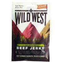 Wildwest Beef Jerky Jalapeno 70 Gram