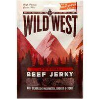 Wildwest Beef Jerky Original 70 Gram