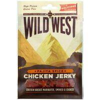 Wildwest Chicken Jerky Fajita 25 Gram