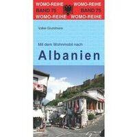 WoMo Verlag Campergids Mit Dem Wohnmobil Nach Albanien