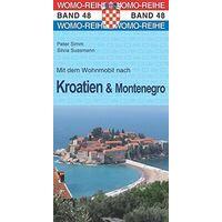WoMo Verlag Campergids Mit Dem Wohnmobil Nach Kroatien & Montenegro