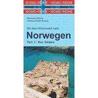 WoMo Verlag Campergids Zuid-Noorwegen Wohnmobil Norwegen Süden