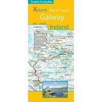 Xploreit Maps Fietswandelkaart County Galway