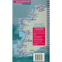 Xploreit Maps Wegenatlas Wild Atlantic Way Ireland