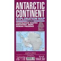 Zagier Kaart Antarctica