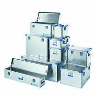 Zarges Eurobox Aluminium Kist 75x55x38cm 155 Liter