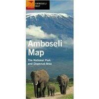 Jacanamaps Kenia: National Park Amboseli Map