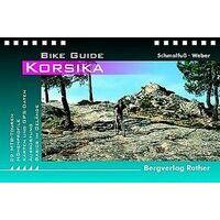 Rother MTB-gids Korsika Bike Guide