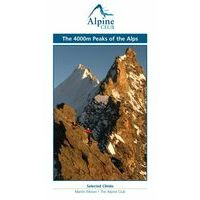 Alpine Club The 4000m Peaks Of The Alps